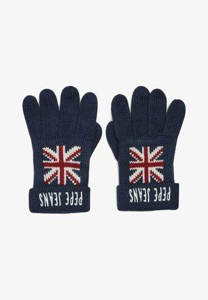 LUCAS - Gloves - dulwich schwarz