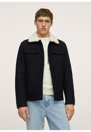 DOPANA - Winter jacket - dunkles marineblau
