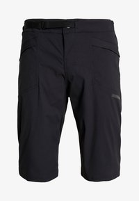 Craft - SUMMIT SHORTS WITH PAD - Krótkie spodenki sportowe - black - 6