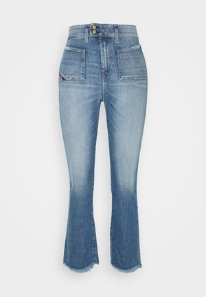 D-EARLIE-H - Jeans bootcut - indigo