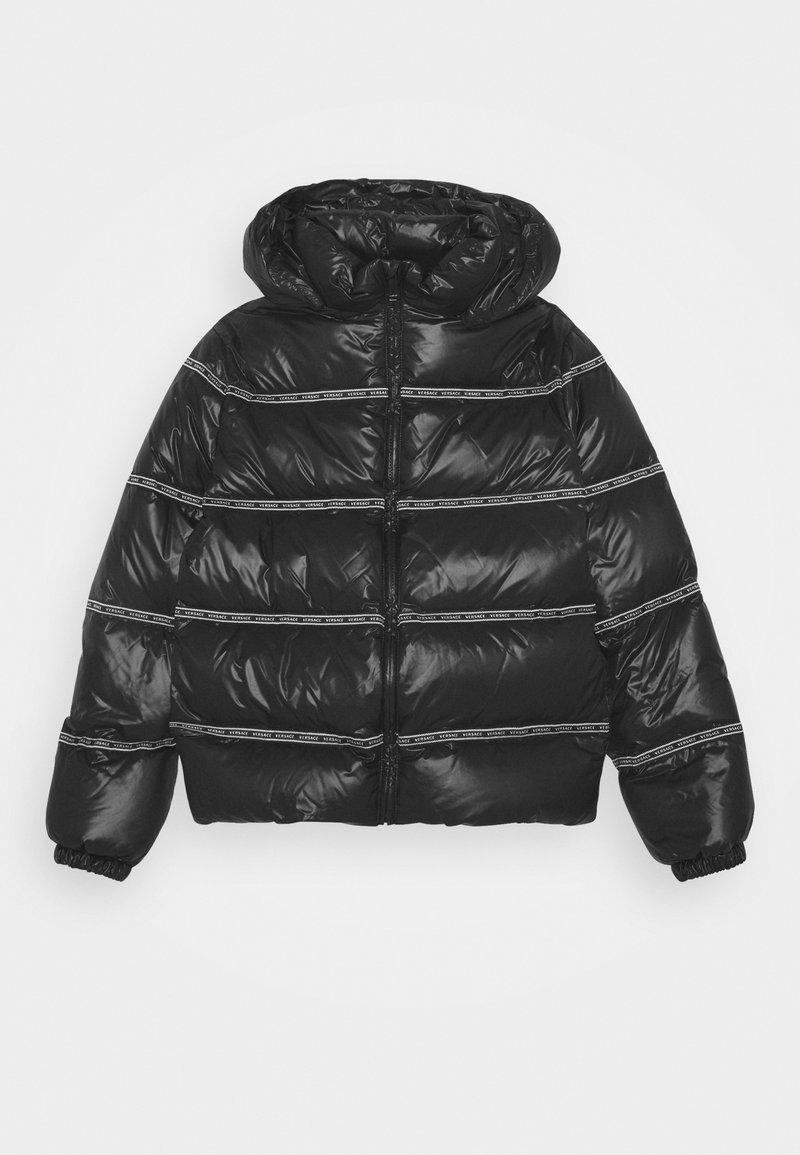 Versace - PIUMINO OCA UNISEX - Zimní bunda - nero