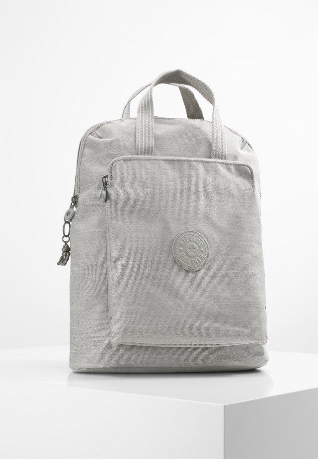 KAZUKI - Mochila - grey beige