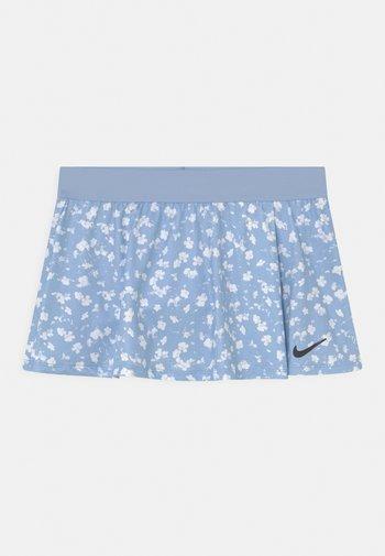 Sports skirt - aluminum/black