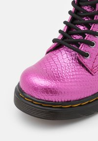 Dr. Martens - 1460  - Lace-up ankle boots - pink - 5