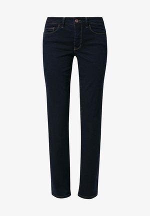 MELANIE - Straight leg jeans - dark rinsed
