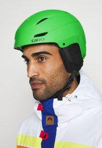 Giro - RATIO - Kask - matte bright green - 0