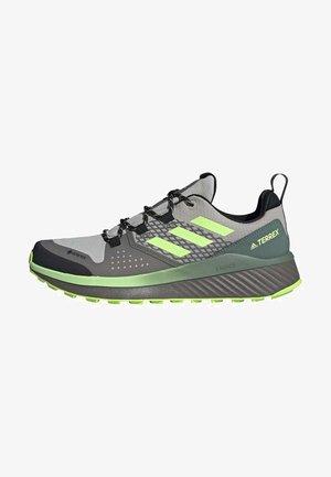 TERREX FOLGIAN HIKER GORE-TEX - Hiking shoes - grey