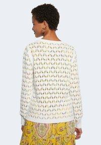 Desigual - LOUIS  - Sweatshirt - white - 1