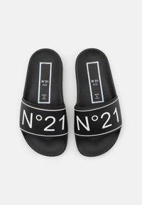N°21 - Mules - black - 3