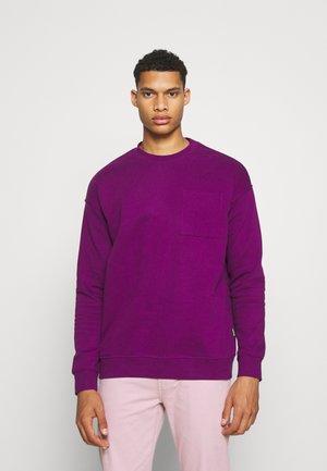 UNISEX - Collegepaita - purple