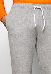 Champion - CUFF PANTS - Tracksuit bottoms - grey melange - 3