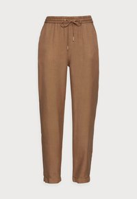 MABOU - Trousers - maple