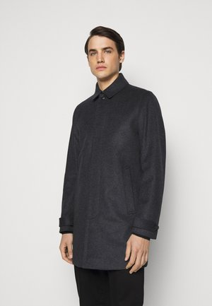 CARRED - Classic coat - medium grey melange