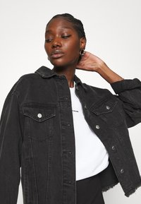 Calvin Klein Jeans - MICRO BRANDING - Mikina - bright white - 3