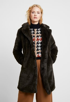 BYCOSMO COAT - Winter coat - peat green
