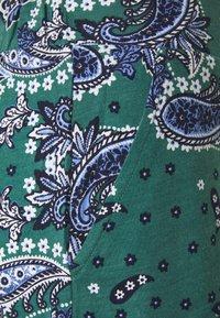Etam - BAKI SHORT - Pyjama bottoms - vert - 5