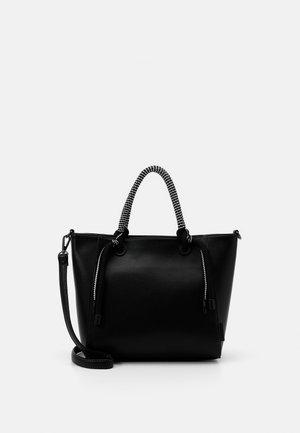MALENA - Handbag - black