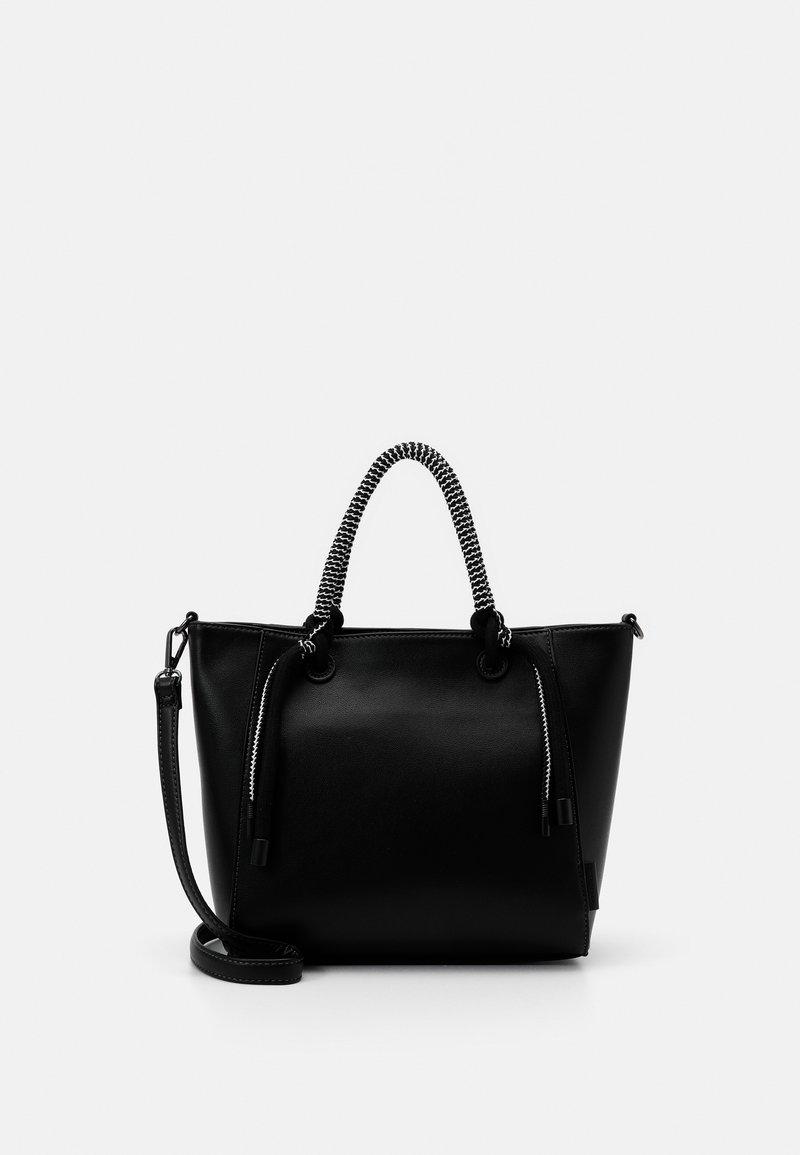 TOM TAILOR - MALENA - Handbag - black