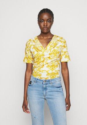 LADY - Print T-shirt - optical white