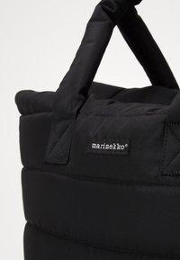 Marimekko - MILLA BAG - Handbag - black - 5