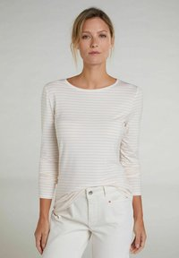 Oui - Jumper - white red - 0