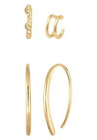 Elli - SET BASIC BLOGGER - Earrings - gold-coloured - 5