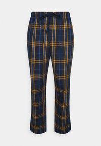 Schiesser - Pyjama bottoms - havanna - 0