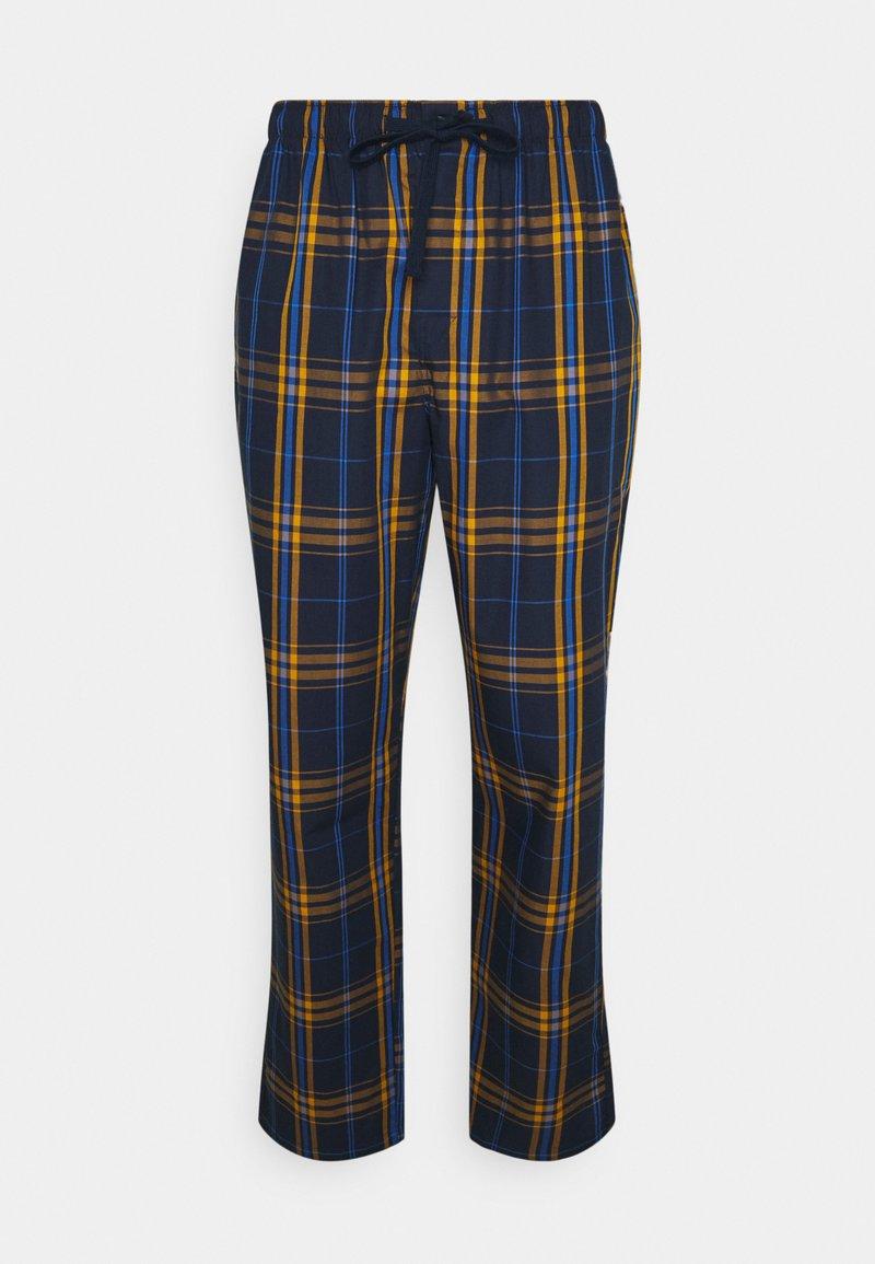 Schiesser - Pyjama bottoms - havanna