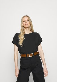 Anna Field - T-shirt basic - black - 0