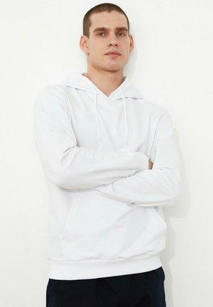 Collegepaita - white