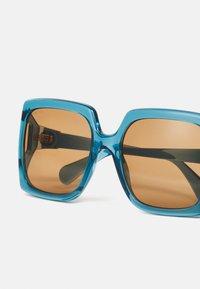 Gucci - Sunglasses - blue/brown - 3