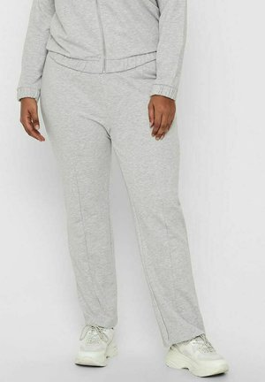 CARDELLI LIFE - Pantalon classique - light grey melange