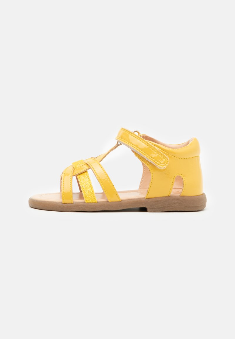 Friboo - Sandals - yellow