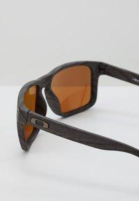 Oakley - HOLBROOK XL - Sunglasses - dark green - 4