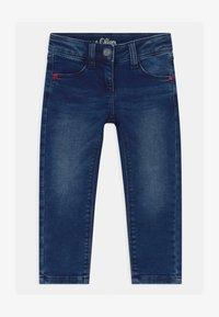 s.Oliver - Slim fit jeans - blue - 0