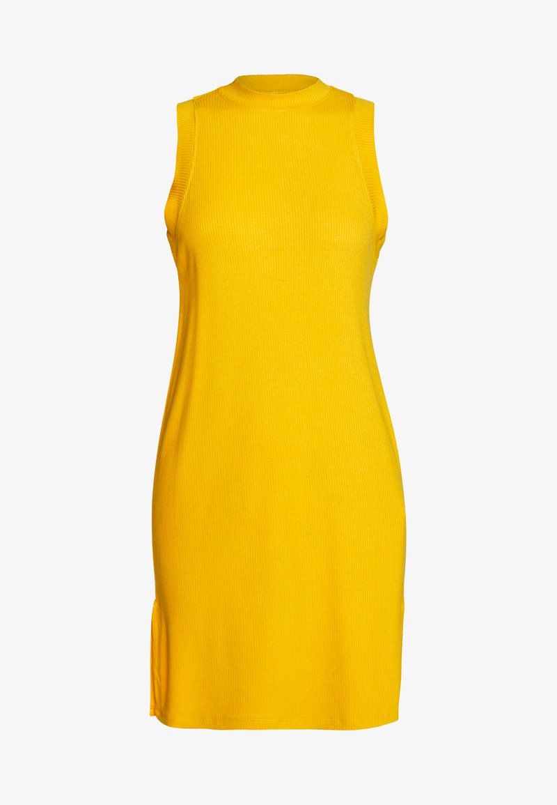 RVCA - LEMMON  - Vestido de tubo - amber
