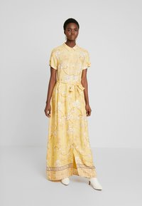 Mos Mosh - JESSY SUNNY DRESS - Maxi dress - jojoba - 0