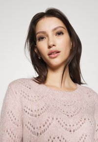 Pieces - NOOS - Pullover - misty rose - 3