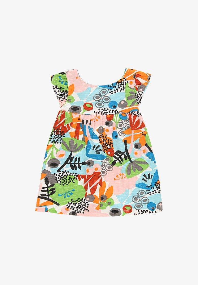 Korte jurk - print