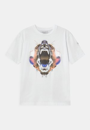 BEAR - Print T-shirt - white