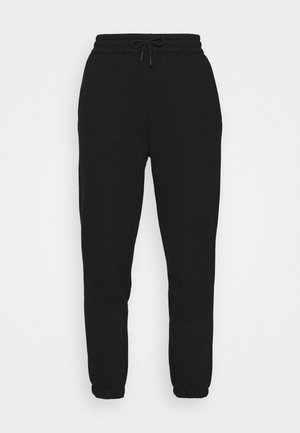 CARMEN  - Tracksuit bottoms - black