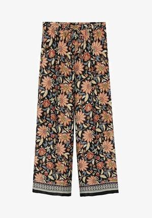 DORI - Trousers - noir