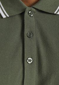 Johnny Bigg - HARPER TIPPED - Polo shirt - khaki - 4