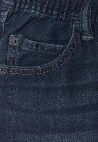 GAP - BOY - Denim shorts - dark wash - 2