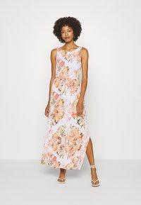 s.Oliver BLACK LABEL - LANG - Maxi dress - multi-coloured - 0