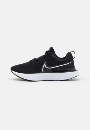 REACT INFINITY RUN FK 2 - Neutral running shoes - black/white/iron grey