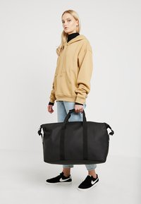 Rains - Weekend bag - black