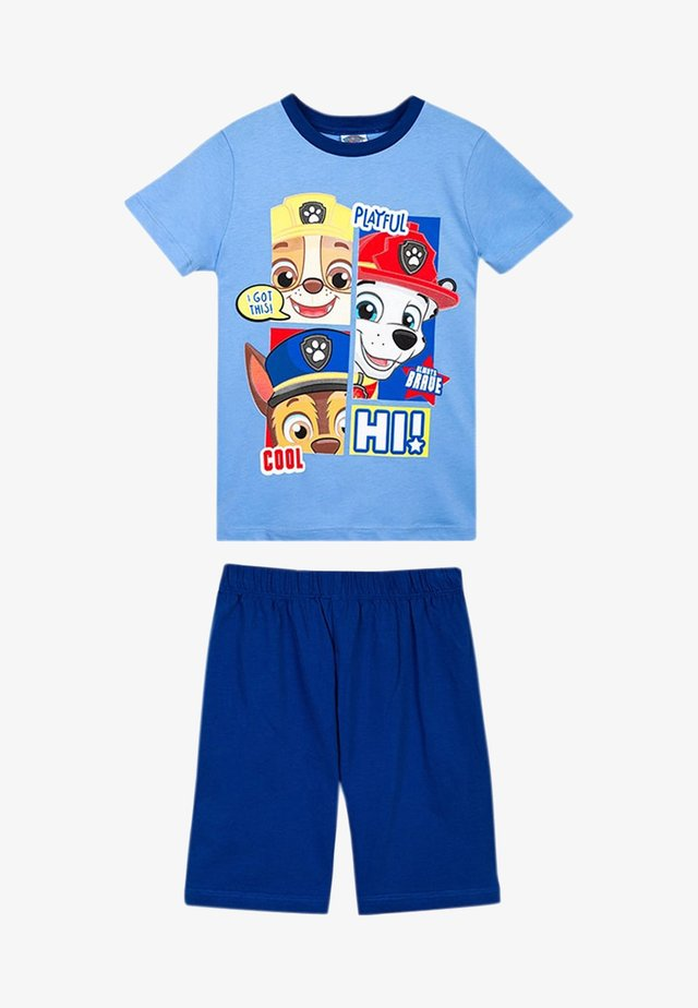 Pyjama set - bluebird