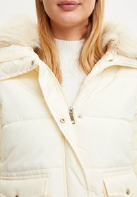 DeFacto - Winter jacket - ecru - 3