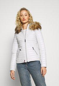 Oakwood - FURY - Winter jacket - white - 0